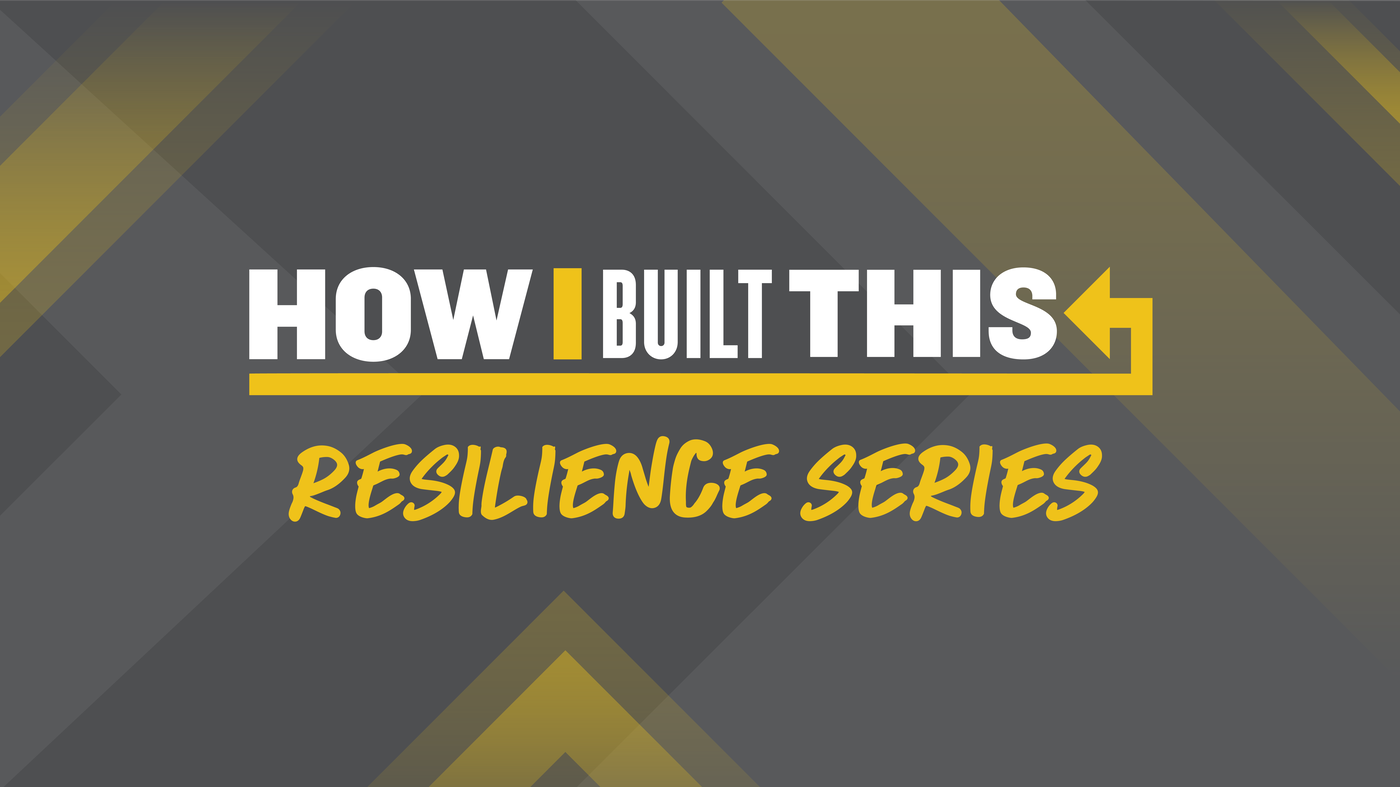 How I Built Resilience: Jessie Woolley-Wilson of DreamBox