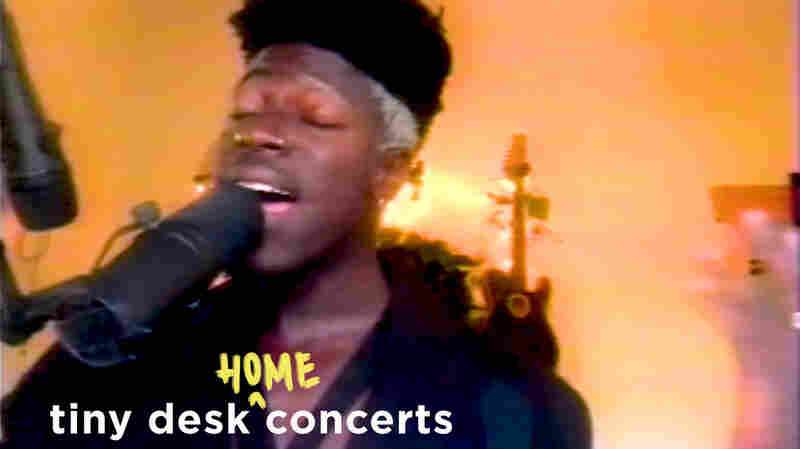 Moses Sumney: Tiny Desk (Home) Concert