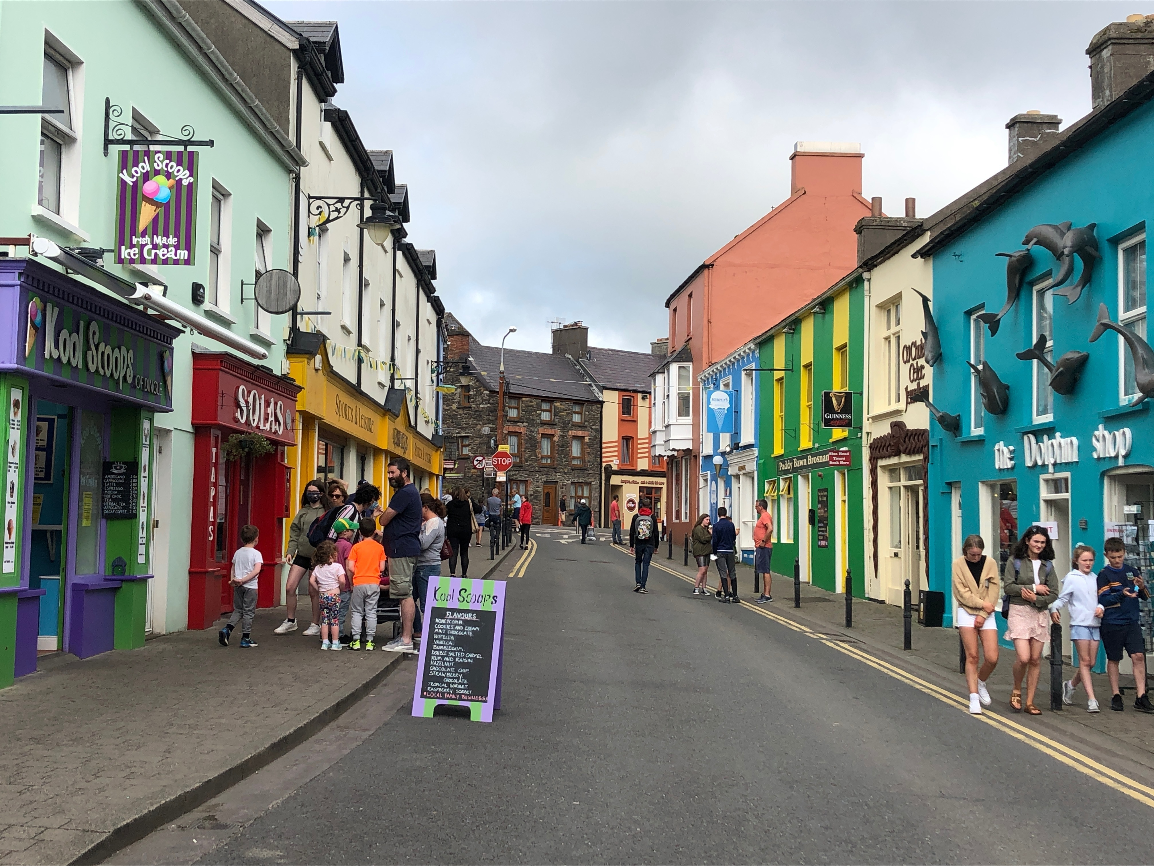 Ireland Finds U.S. Tourists During Pandemic May Be Trouble. But So Is Their Absence : NPR