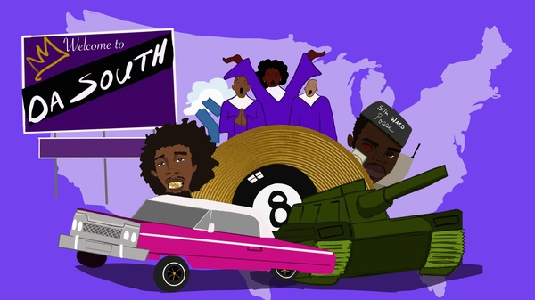 Much like the culture it originates from, Southern hip-hop is going to continue to grow and redefine itself as artists live, people move and neighborhoods change.