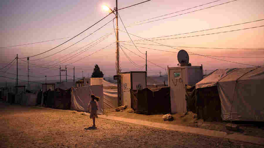 A Yazidi Survivor's Struggle Shows The Pain That Endures After ISIS Attack