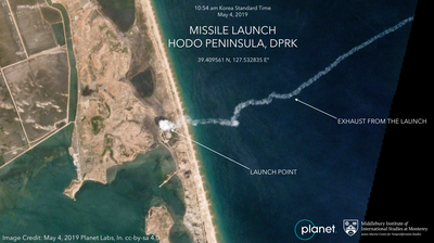 From Desert Battlefields To Coral Reefs, Private Satellites Revolutionize The View