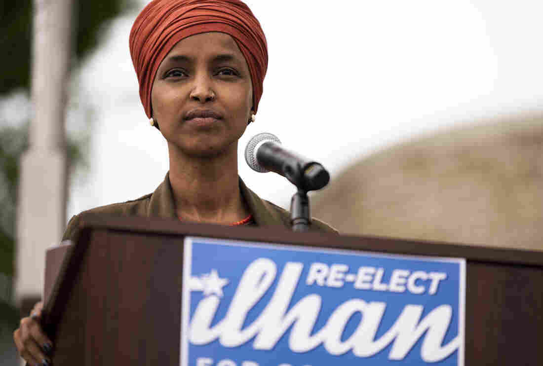 Omar cruises to victory in Democratic primary despite anti-Semitism