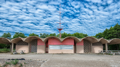 What's That Building? The Modernist Bathhouses At Illinois Beach State Park