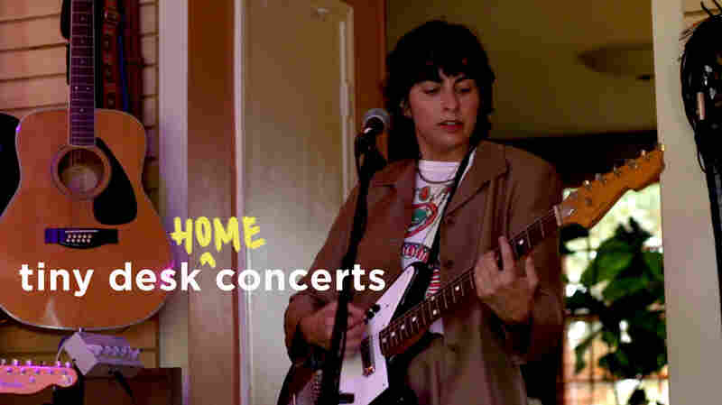 Becca Mancari: Tiny Desk (Home) Concert