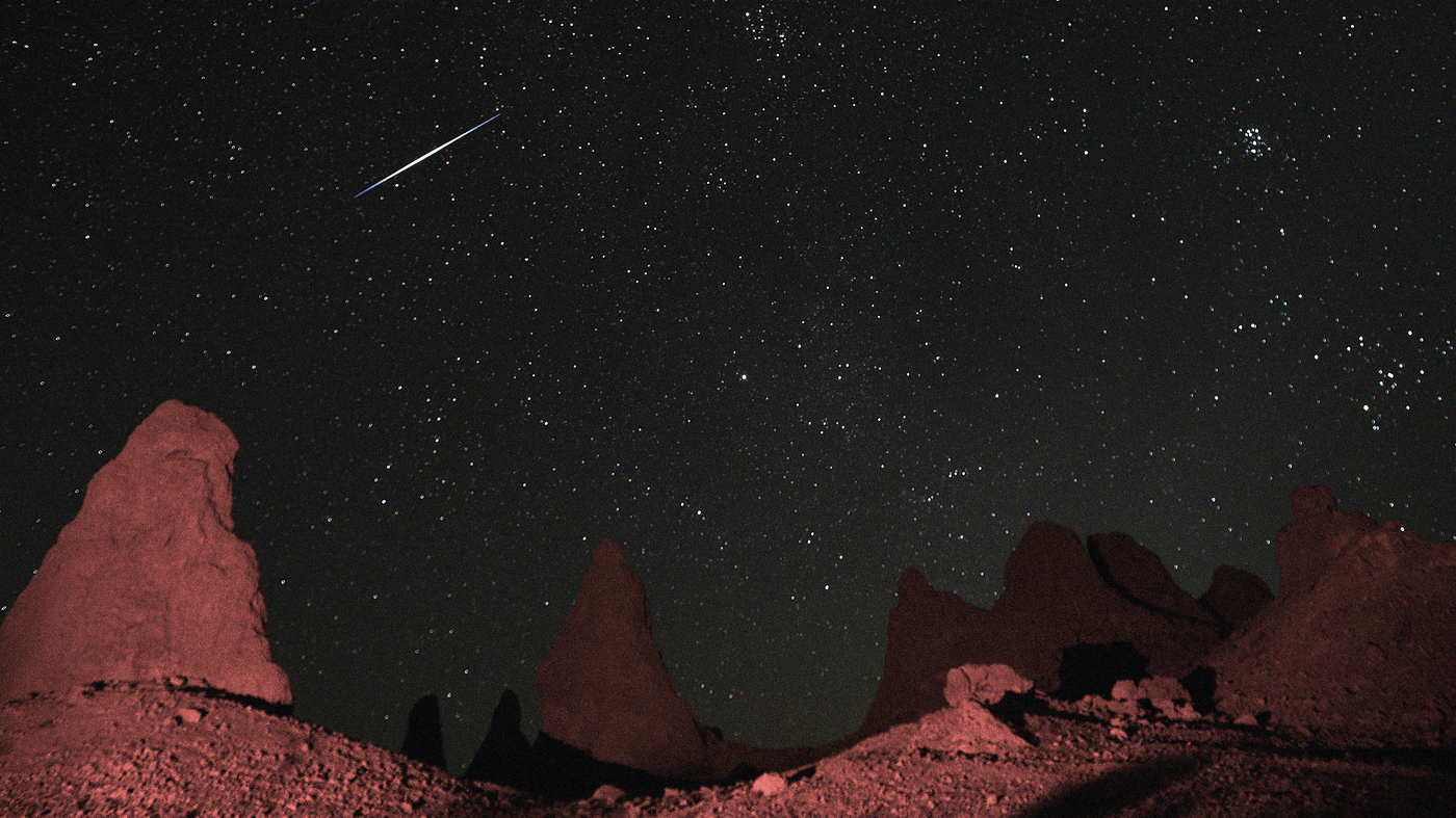 Perseid Meteor Shower To Peak Overnight