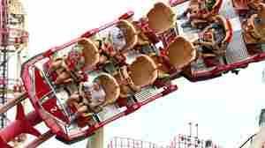 Roller Coaster Economy (Scream Inside Only)