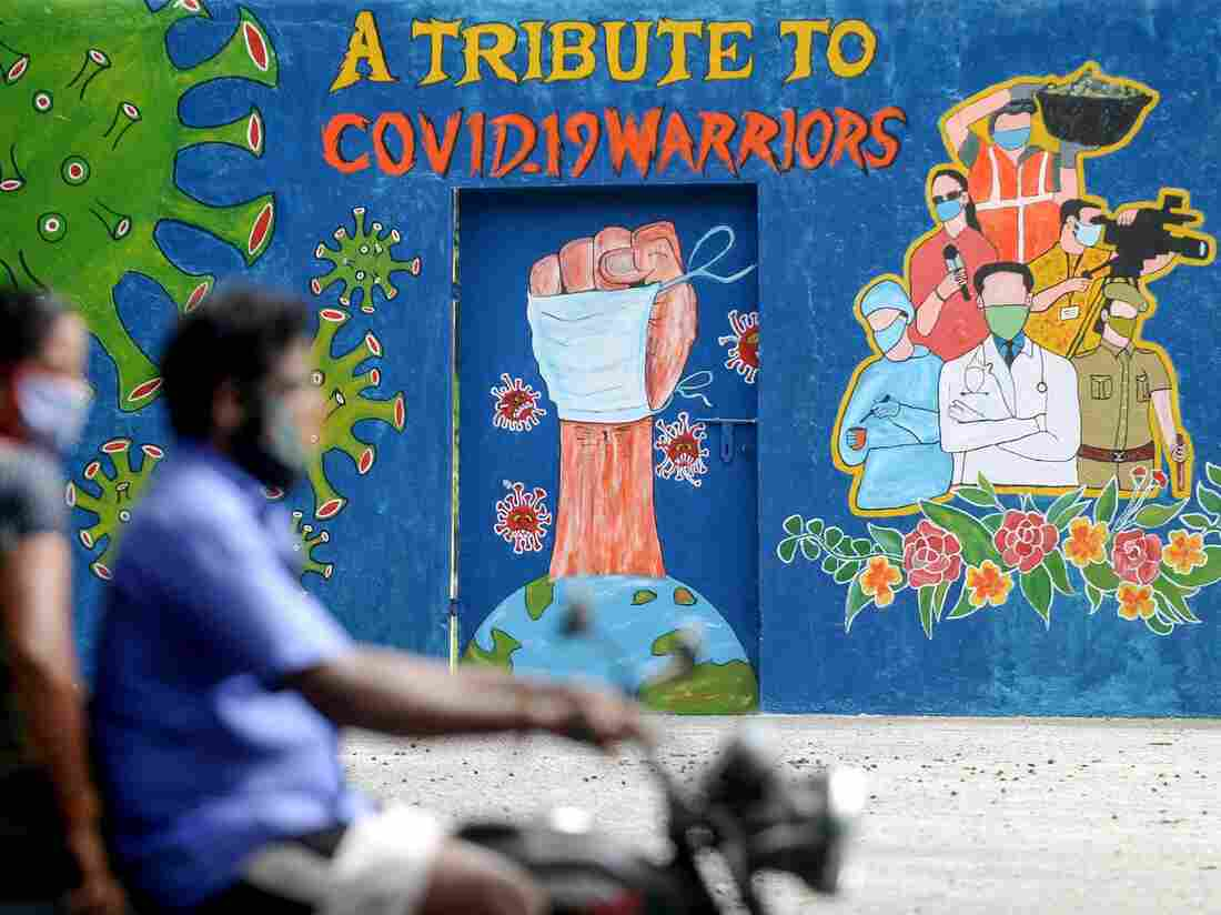 Global Coronavirus Case Count Surpasses 20 Million