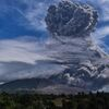 PHOTOS: Indonesia's Volcano Mount Sinabung Erupts, Spewing Ash Miles High