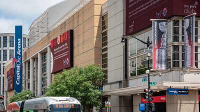 D.C.'s Capital One Arena Will Be Repurposed As A Polling Place For November Election