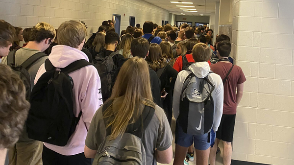 A photo posted to Twitter last week of a largely maskless crowd at North Paulding High School in Dallas, Ga., sparked a discussion about just how safe reopened Georgia schools really are.