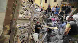 'Lassoing Facts': Coverage Of Beirut Explosion Reveals Strengths And Flaws
