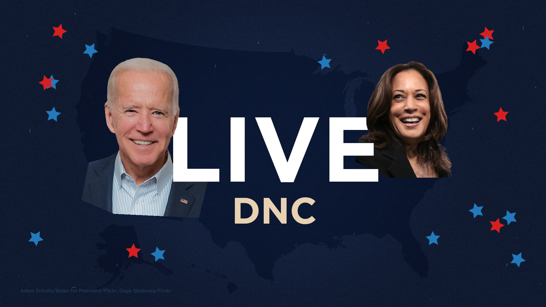 Live Updates 2020 Democratic National Convention Day 2 Npr