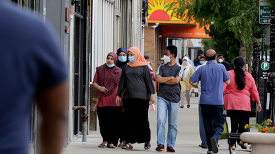 Illinois Businesses Now Face Fines For Failing To Require Masks