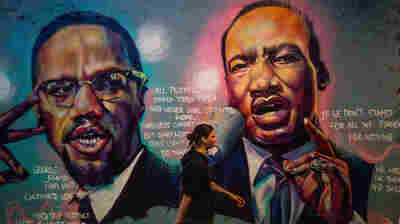 Black Power Scholar Illustrates How MLK And Malcolm X Influenced Each Other