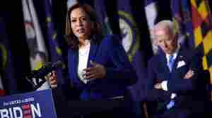 Former 'Top Cop' Kamala Harris And America's Reckoning With Police