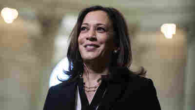 Kamala Harris Pick For V.P. Is Hailed As 'A Moment Of Pride' In India