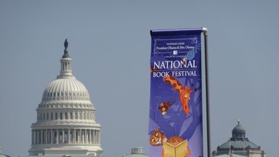The National Book Festival Is Going Virtual This Year. Here's How You Can Watch It