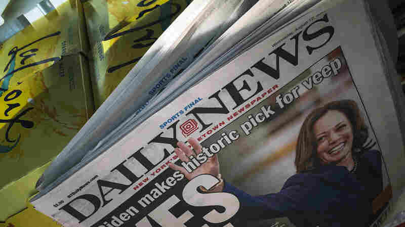 As Journalists Work From Home, Their Newsrooms Are Shutting Down