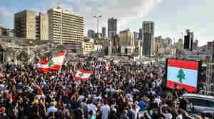 Mass Protests Have Followed The Beirut Explosion. What's Next?