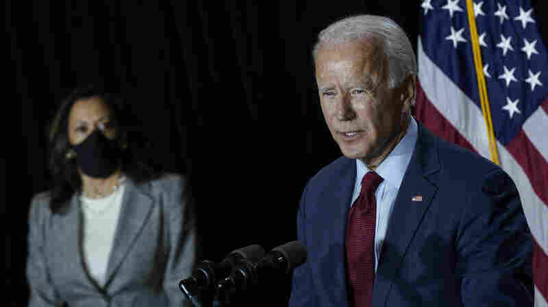 Joe Biden: For The Next 3 Months, All Americans Should Wear A Mask When Outside