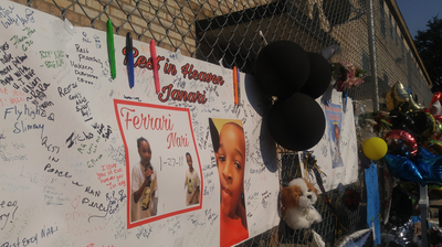 Cabrini Residents Continue To Show Their Resilience In The Wake Of Tragedy