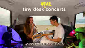 Buscabulla: Tiny Desk (Home) Concert