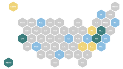 13 States Make Contact Tracing Data Public. Here's What They're Learning