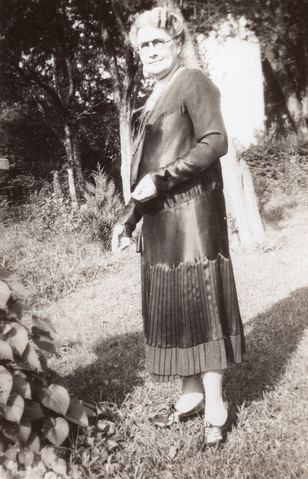 Harry Burn's mother, Febb Burn, was a widow and ran the family farm. She was college educated, a voracious newspaper reader and a strong supporter of women's suffrage.
