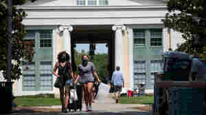 To Keep Campuses Safe, Some Colleges To Test Students For Coronavirus Twice A Week