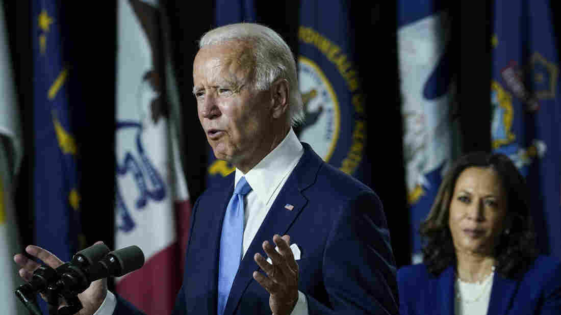 Former senior Trump administration official endorses Joe Biden