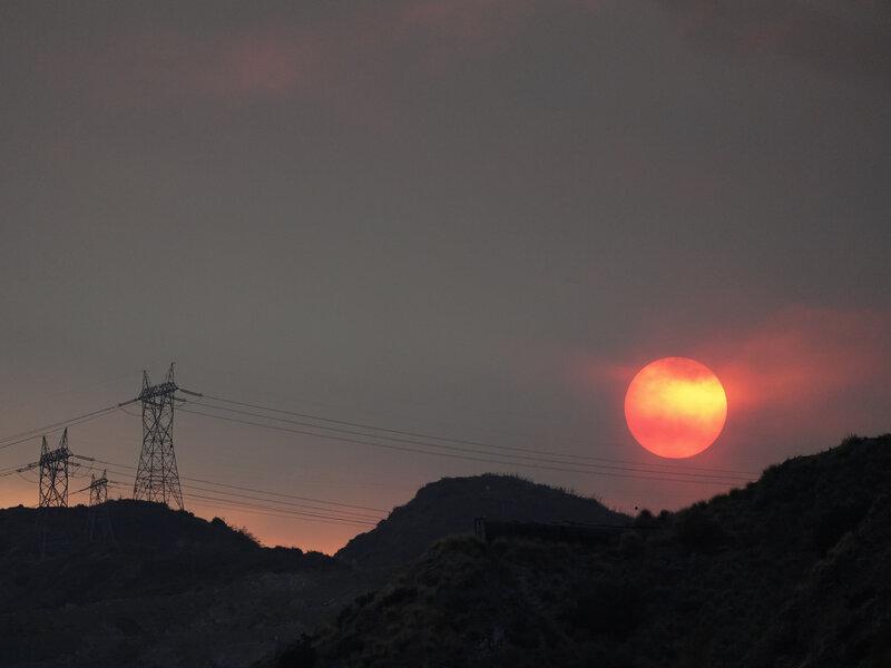 California Issues 1st Rolling Blackouts Since 2001 As Heat Wave Bakes  Western U.S. : NPR