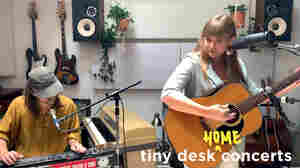 Courtney Marie Andrews: Tiny Desk (Home) Concert
