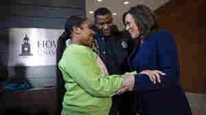 Howard University Shaped Kamala Harris' Path To Political Heights