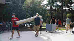 Move In, Move Out: For In-Person College, Everything Rests On The First Few Weeks
