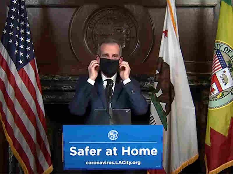 L.A. Mayor Eric Garcetti Shuts Off Power at TikTok 'Party House'