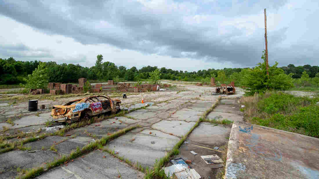 Amid Debates About Memorials, Advocates Push To Remember Atlanta's Forced Laborers