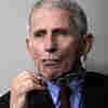 Dr. Anthony Fauci Has Surgery To Remove A Polyp From Vocal Cord