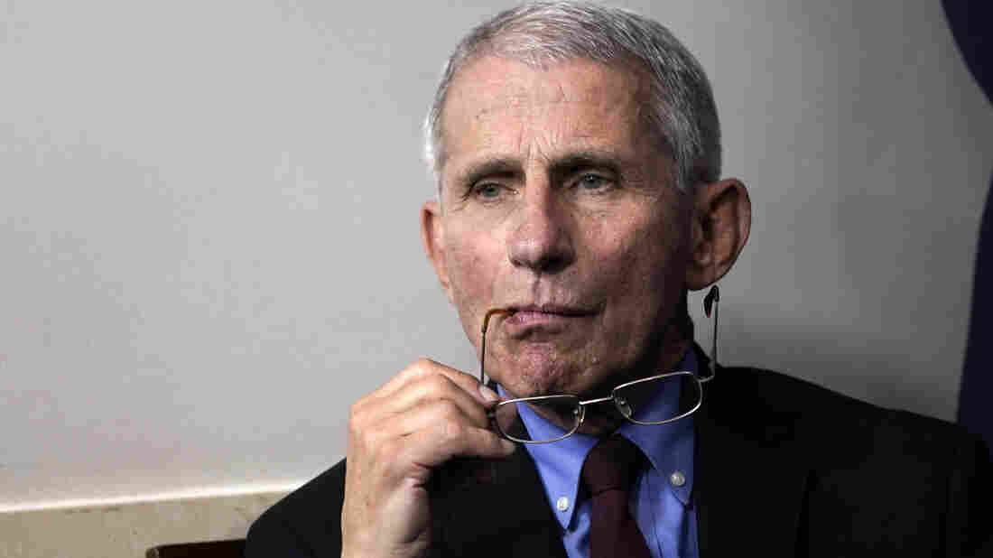 Fauci out of surgery for vocal cord polyp