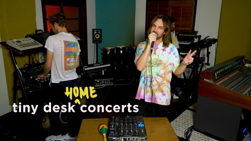 Video: Watch Tame Impala Play A Tiny Desk From Home : NPR