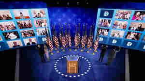 Shedding Big Hats And Hoopla, Democrats Find Love Online