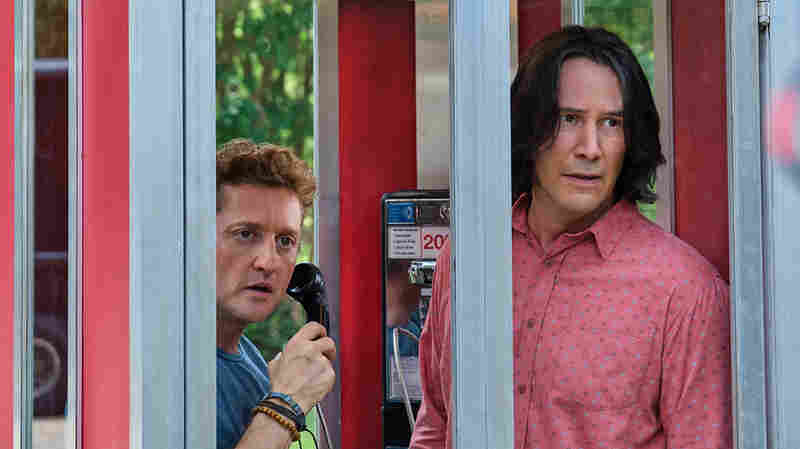Not Heinous At All: Bill And Ted Are Back To 'Face The Music'