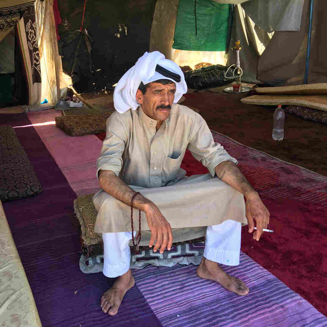 'No Hope': A Deadly Tent Fire In Jordan Leaves Syrian Refugee Farm Workers In Despair 2