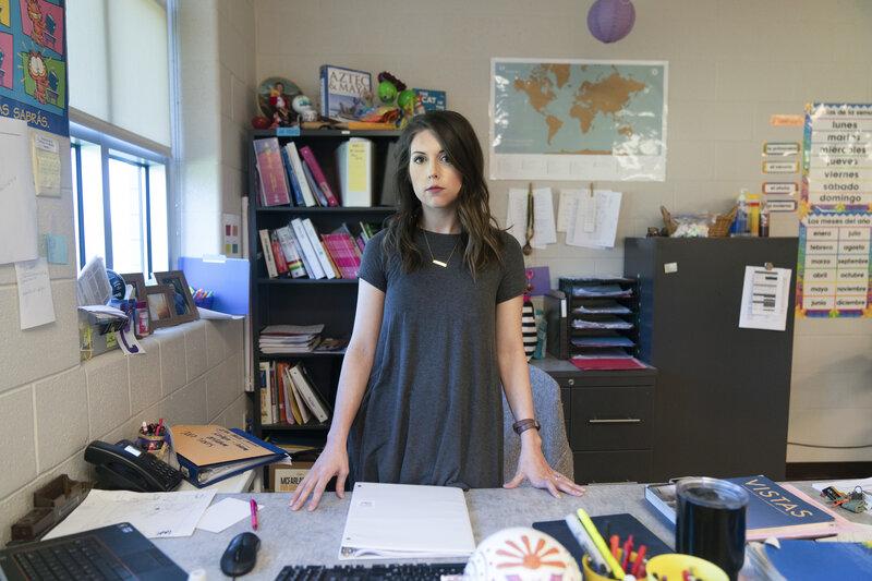 Education Department Erased Unfair Student Loans For Thousands Of Teachers Npr