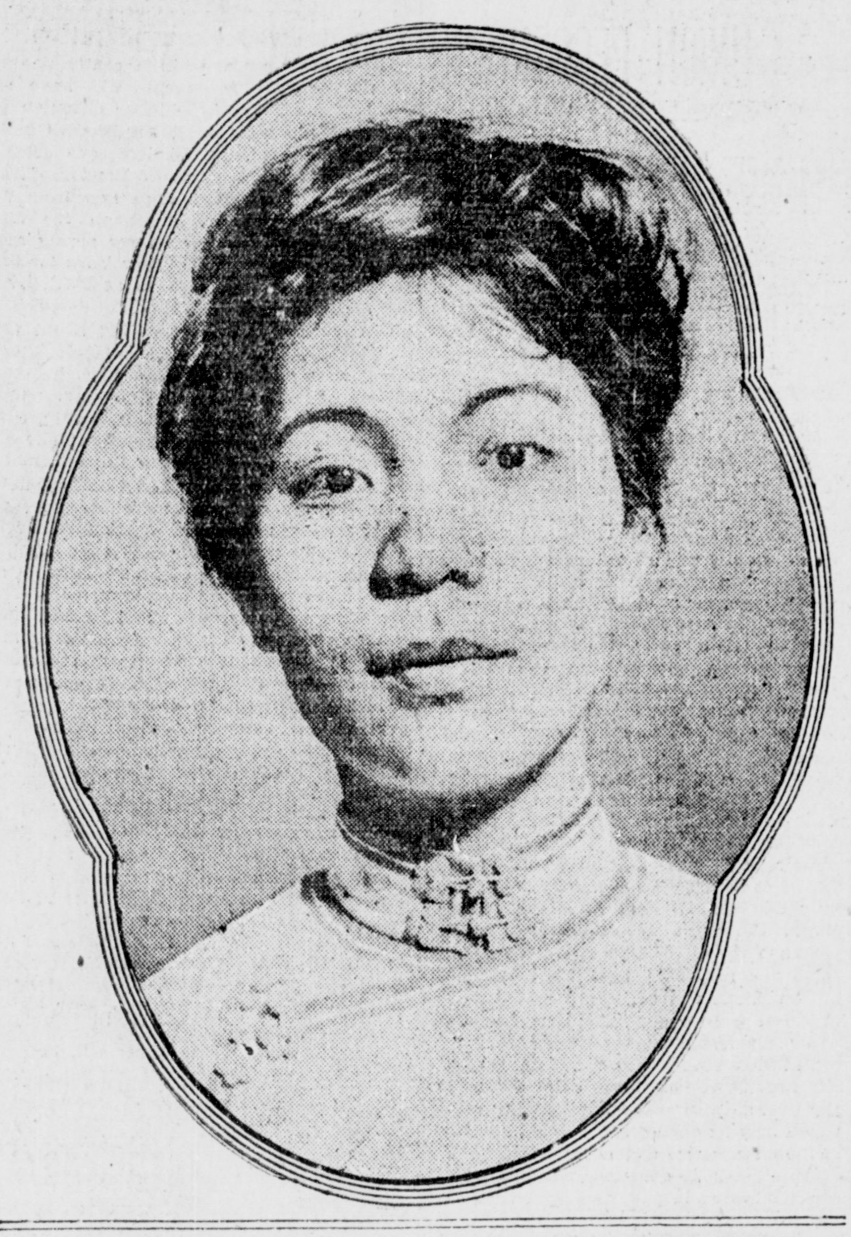 Mabel Ping-Hua Lee became a powerful voice in the suffrage movement starting as a teenager. (New York Tribune/Library of Congress)