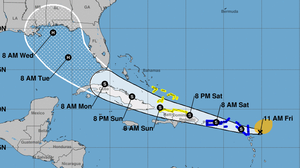 2 Hurricanes Could Form In Gulf Of Mexico Next Week — An Apparent First