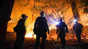 'The Worst Is Not Behind Us': California Wildfires Continue To Burn