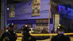 13 Killed In Stampede At Peru Nightclub Operating Against Health Orders