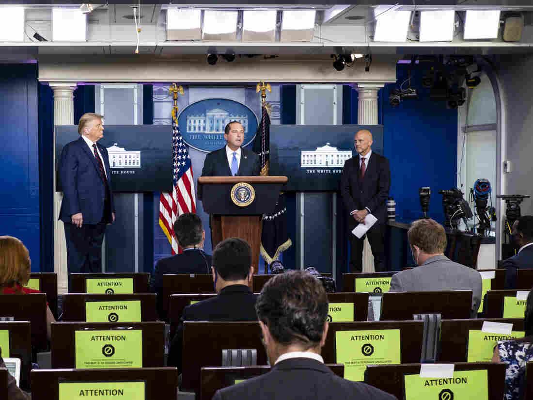 US President Donald Trump again calls coronavirus as 'China Virus'