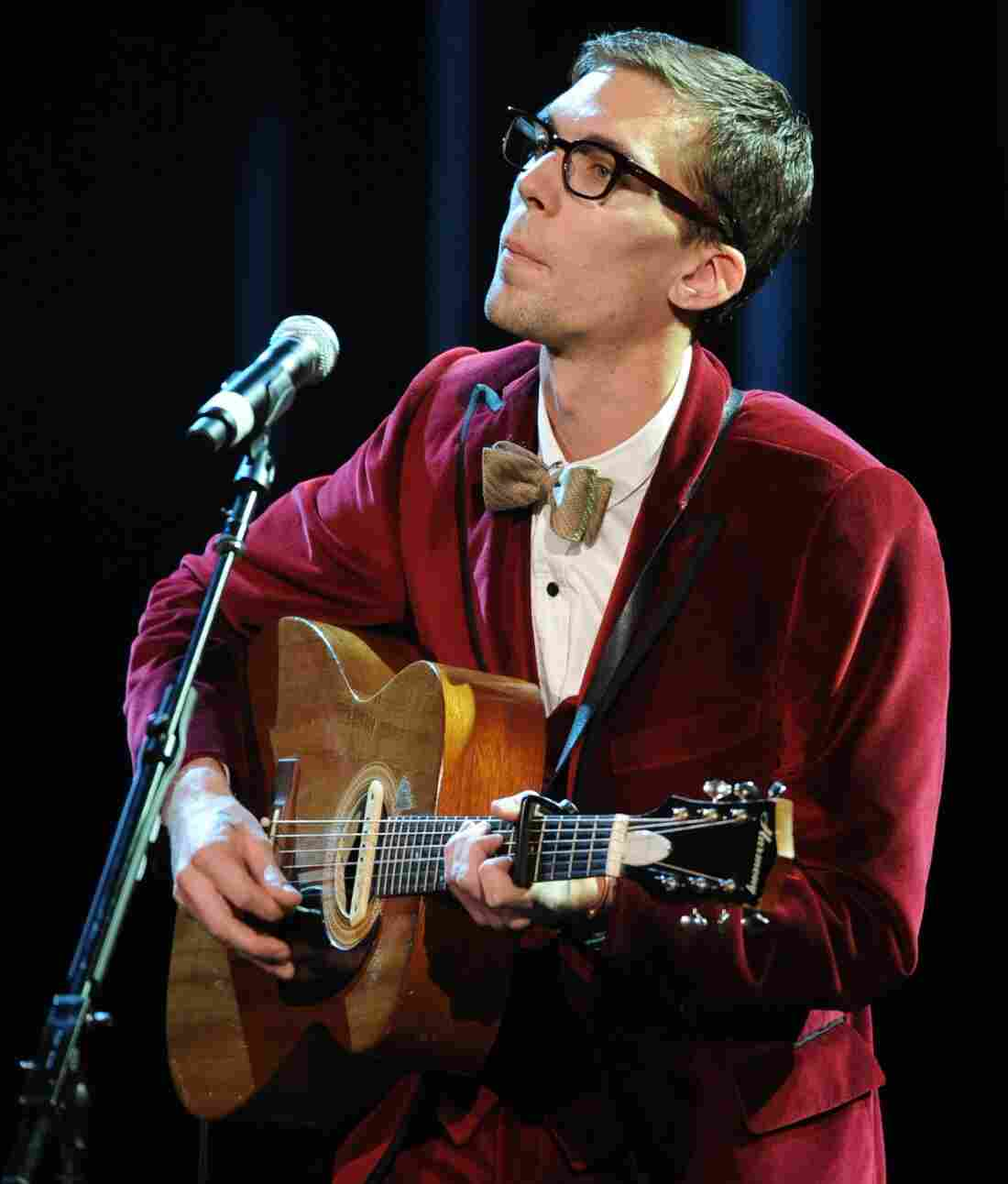 Singer Justin Townes Earle dies at 38